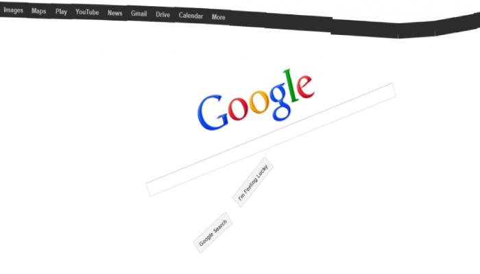 image result for google gravity tricks