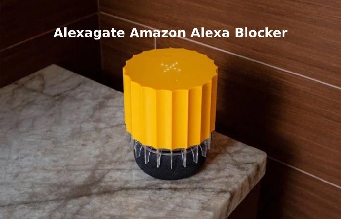 Alexagate Amazon Alexa Blocker