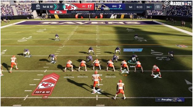 Madden NFL 21 - Franchise